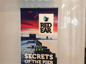 Red Ear Festival Poster
